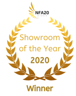 Showroom of the year award