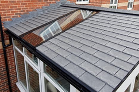 Equinox Solid Conservatory roof options