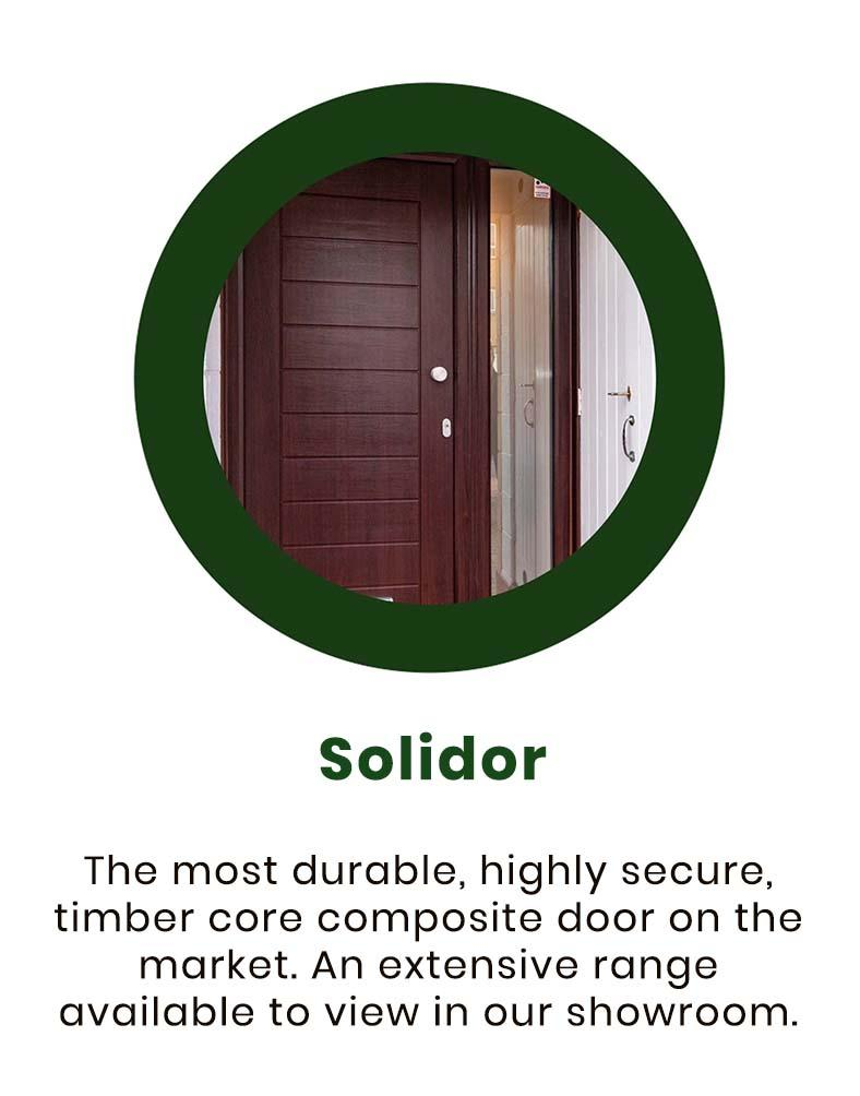 heath doors solidor section