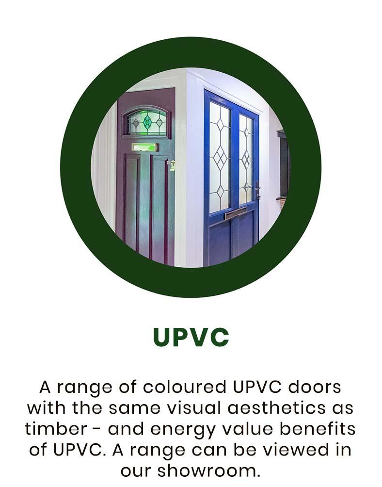 heath doors upvc section